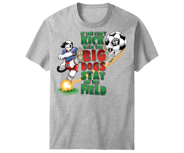 Cant Kick Soccer T-Shirt