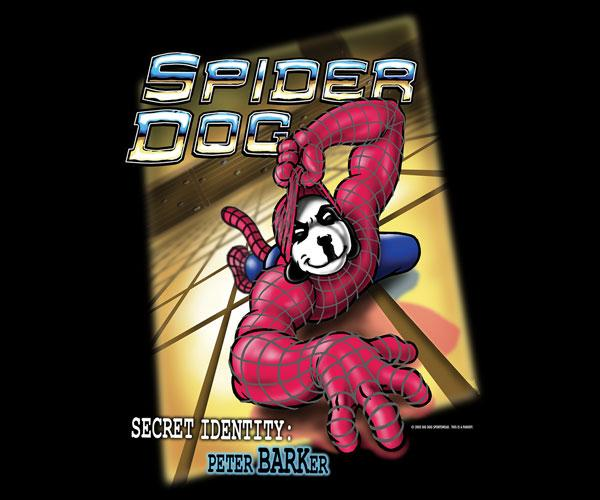 Spider Dog Kids & Youth T-Shirt