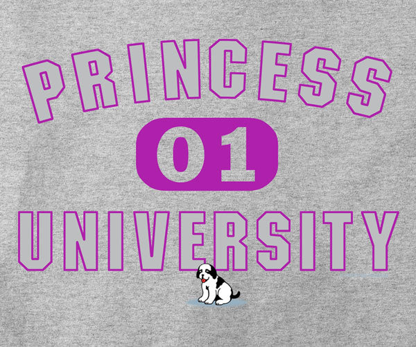 Princess University T-Shirt