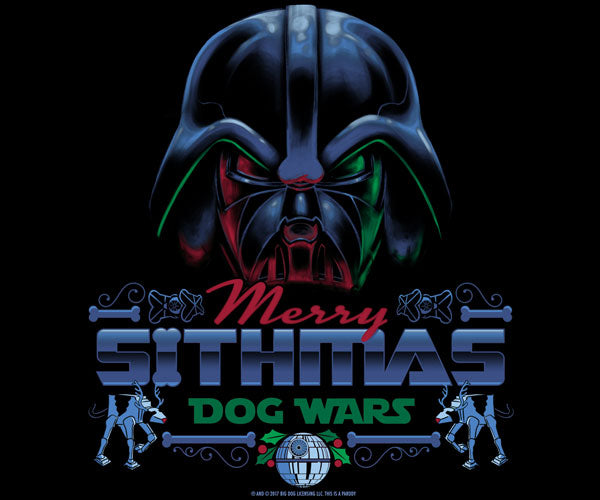 Merry Sithmas Kids & Youth T-Shirt