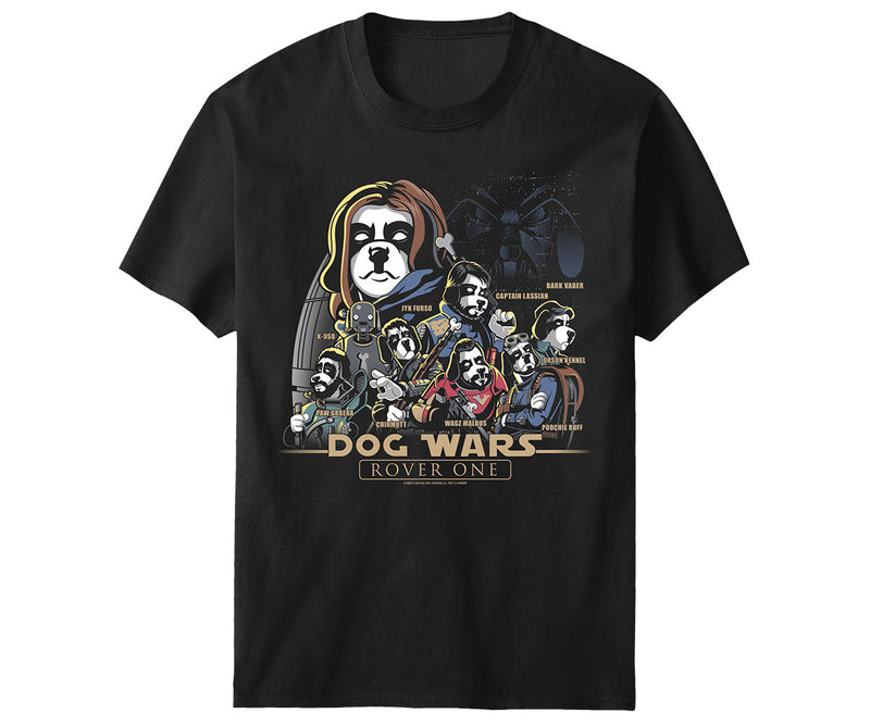 Dog Wars Rover One T-Shirt