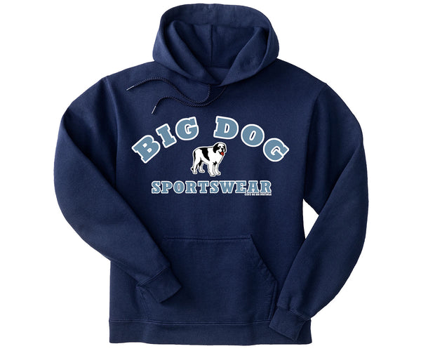Big Dogs Sportswear Kids Graphic Hoodie