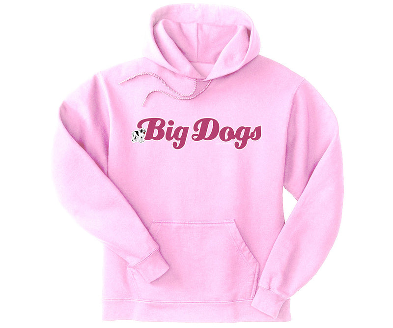 Big Dogs Script Kids Graphic Hoodie