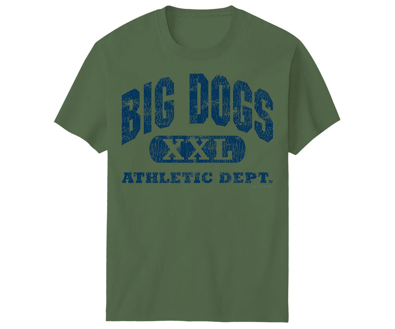 Big Dogs Athletic Dept T-Shirt