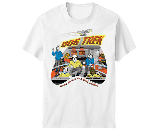 Dog Trek T-Shirt