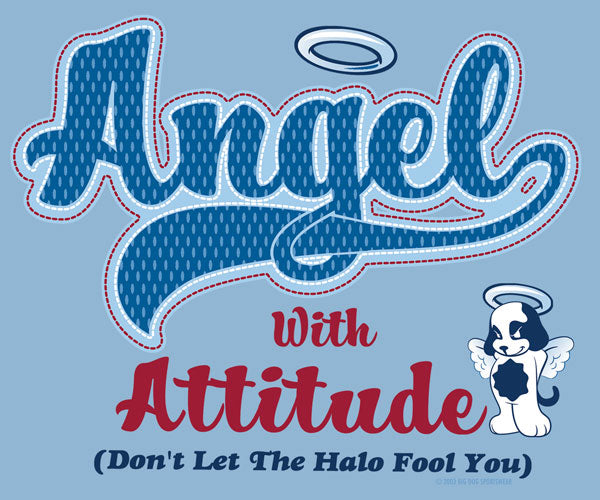Angel With Attitude T-Shirt