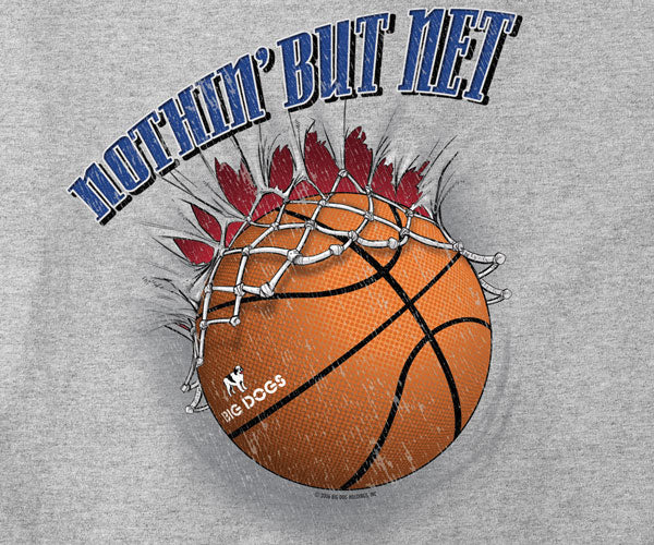 Nothing But Net Basketball Youth T-Shirt