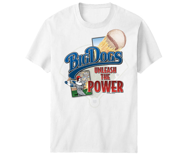 Unleash The Power Baseball Kids T-Shirt