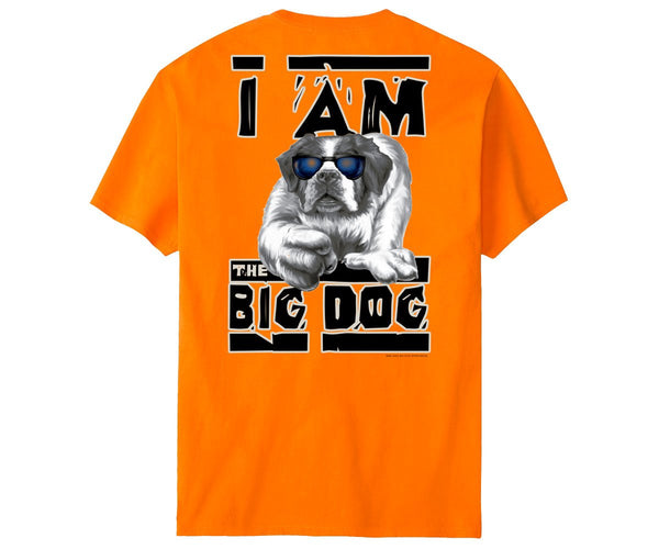 I Am The Big Dog T-Shirt