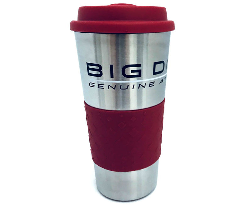 16oz Genuine Attitude Stainless Tumbler