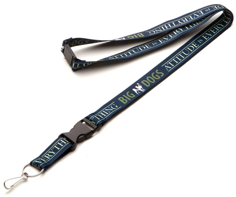 Attitude Is Everything Lanyard