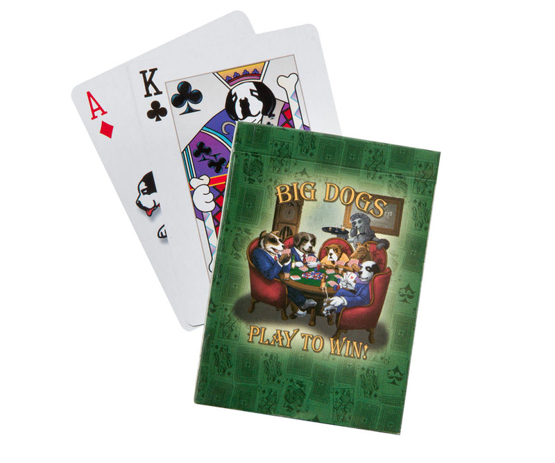 Play To Win Playing Cards