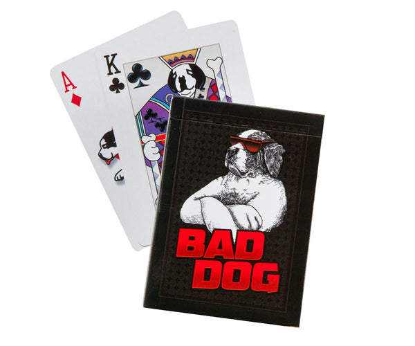Bad Dog® Playing Cards