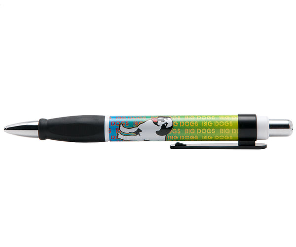 Big Dogs Logo Giant Pen