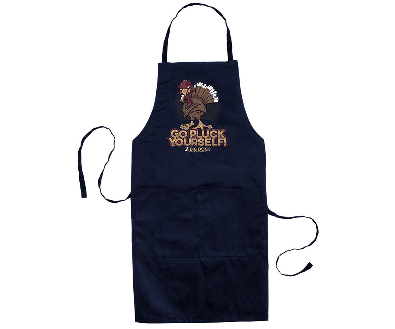 Go Pluck Yourself Apron