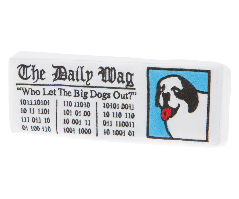 Newbark Times Daily Wag Dog Toy
