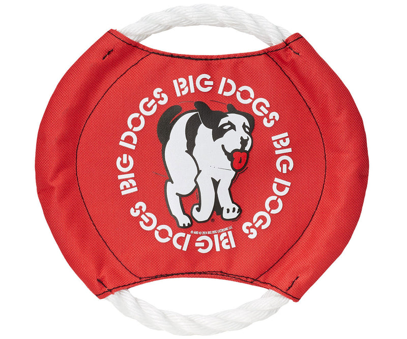 Big Dogs Rope Tug Toy