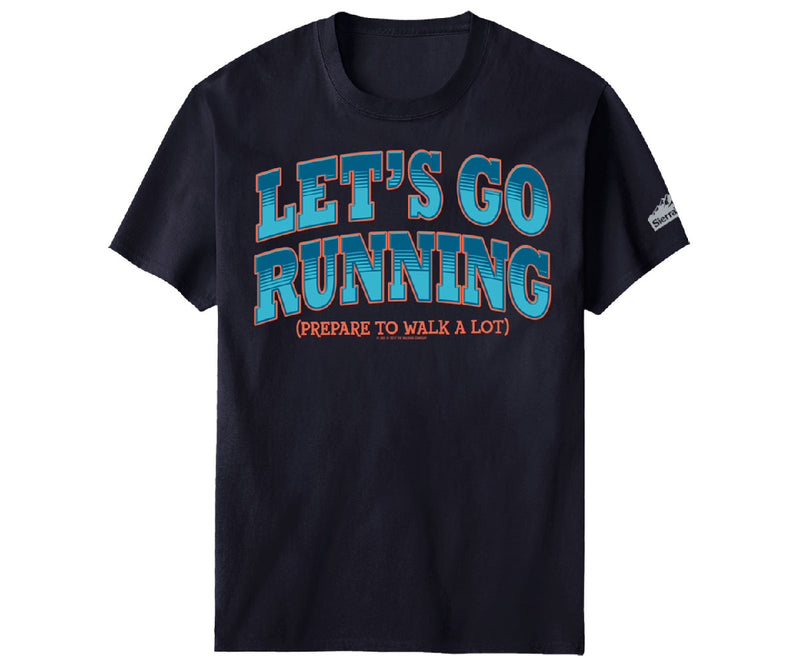 Lets Go Running SW T-Shirt