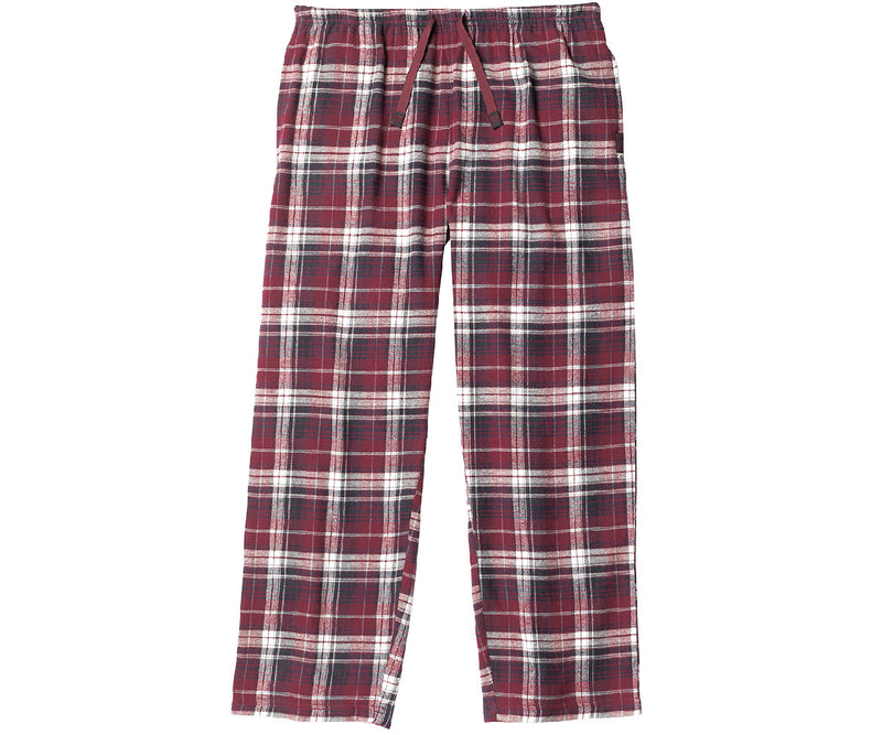 Sierra West Women's Flannel Plaid Lounge Pant