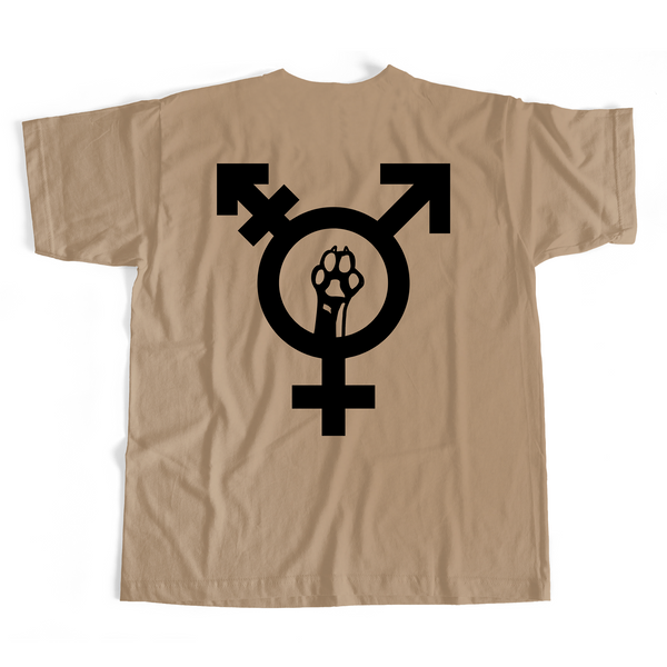 Trans Pawer T-Shirt