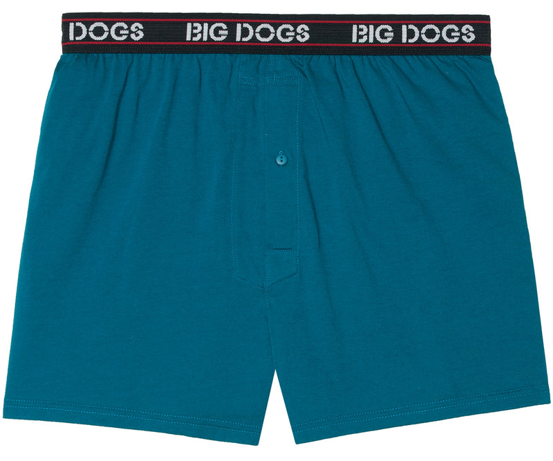 Big Dog Knit Boxers