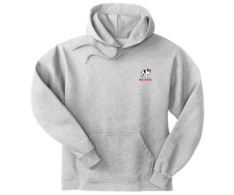 Run By Idiots Graphic Hoodie