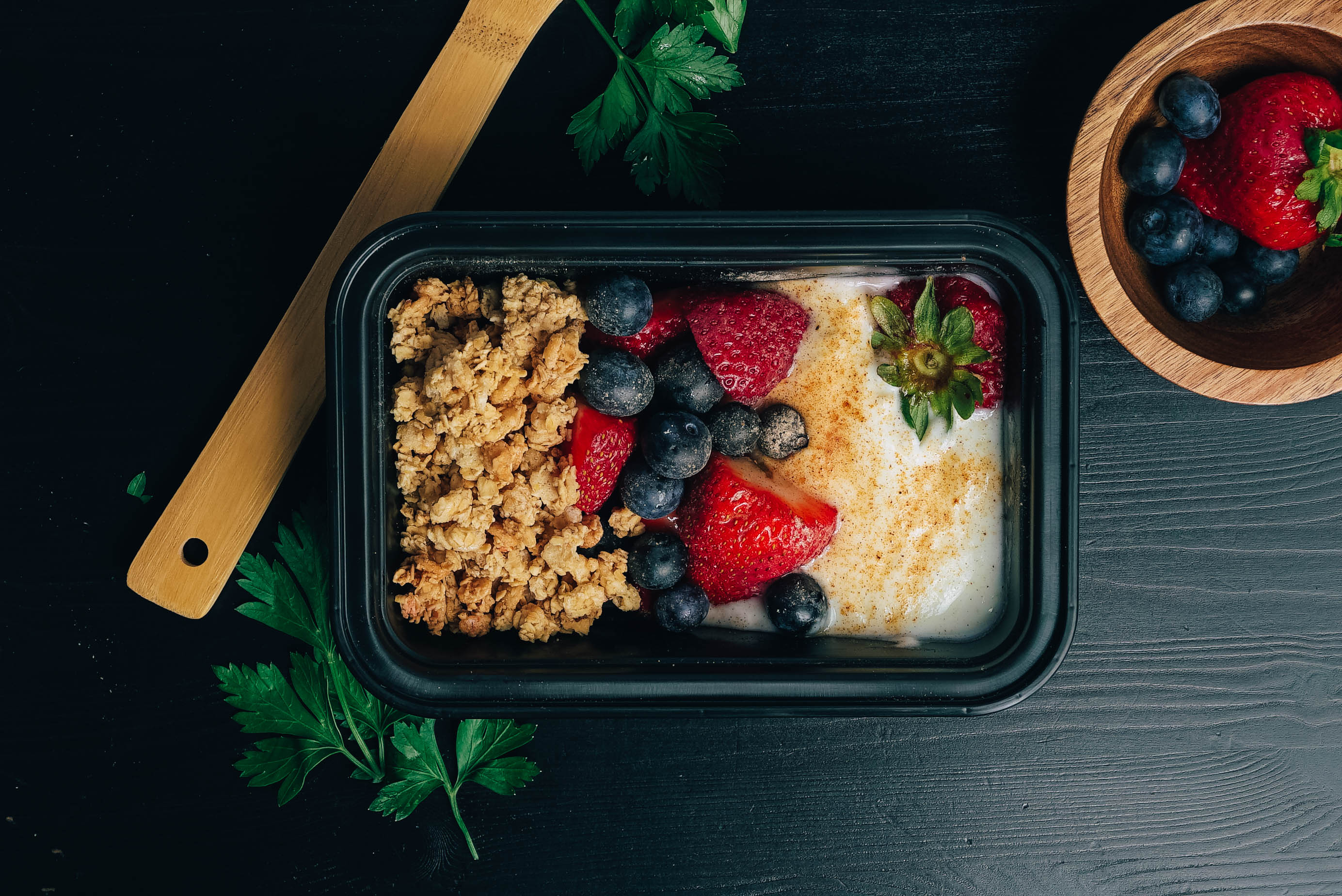 Parfait - Map Meals | Dallas Meal Prep Service