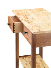 Spalted Hall Table