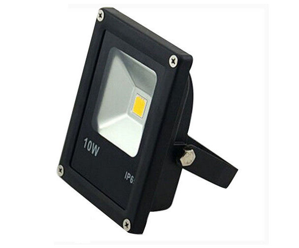 10 Watt Commercial RGB  Colored LED Flood Light