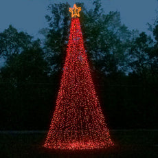Pvc Christmas Tree Plans.Outdoor Mega Christmas Trees For Yard Decorations
