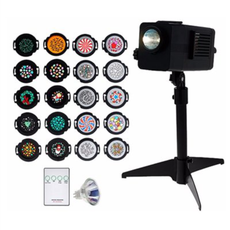 Mr. Christmas Light show Projector with Motion and 20 Discs