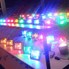 30 Watt Commercial RGB Colored LED Flood Light