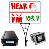 Hear Santa FM Transmitter Bundle