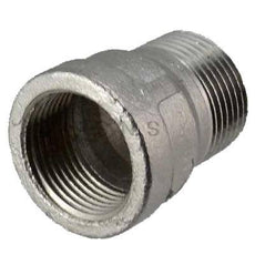 "1-1/2"" to 1-1/4""  pipe thread reducer"