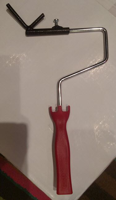 Light Stand Hanger & Handle