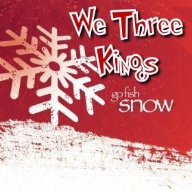 We Three Kings Light O Rama Sequence by Go Fish  New for 2013