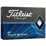 Titleist Tour Speed Golf Balls - White