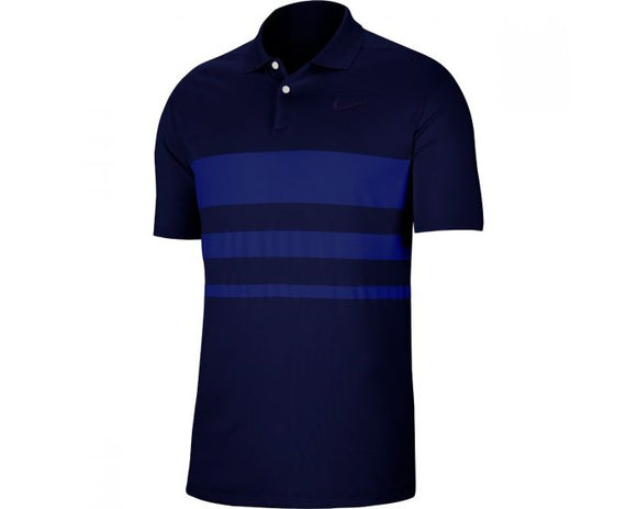Nike DRI-FIT Vapor Stripe Golf Shirt