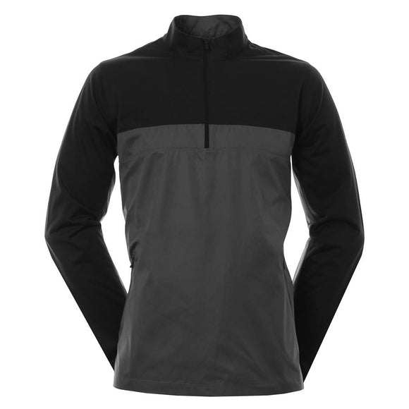 Nike Golf Shield Victory Half Zip Jacket - Black
