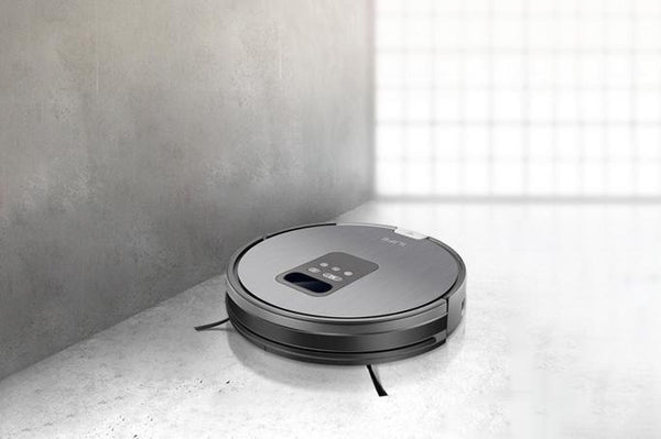 ILIFE V80: Introducing the new smart robotic vacuum cleaner enabled with space measurement