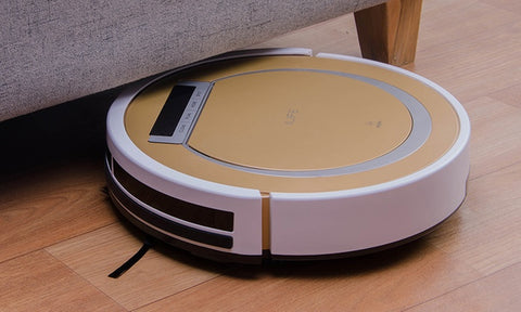 Compact and mobile cleaning - ILIFE