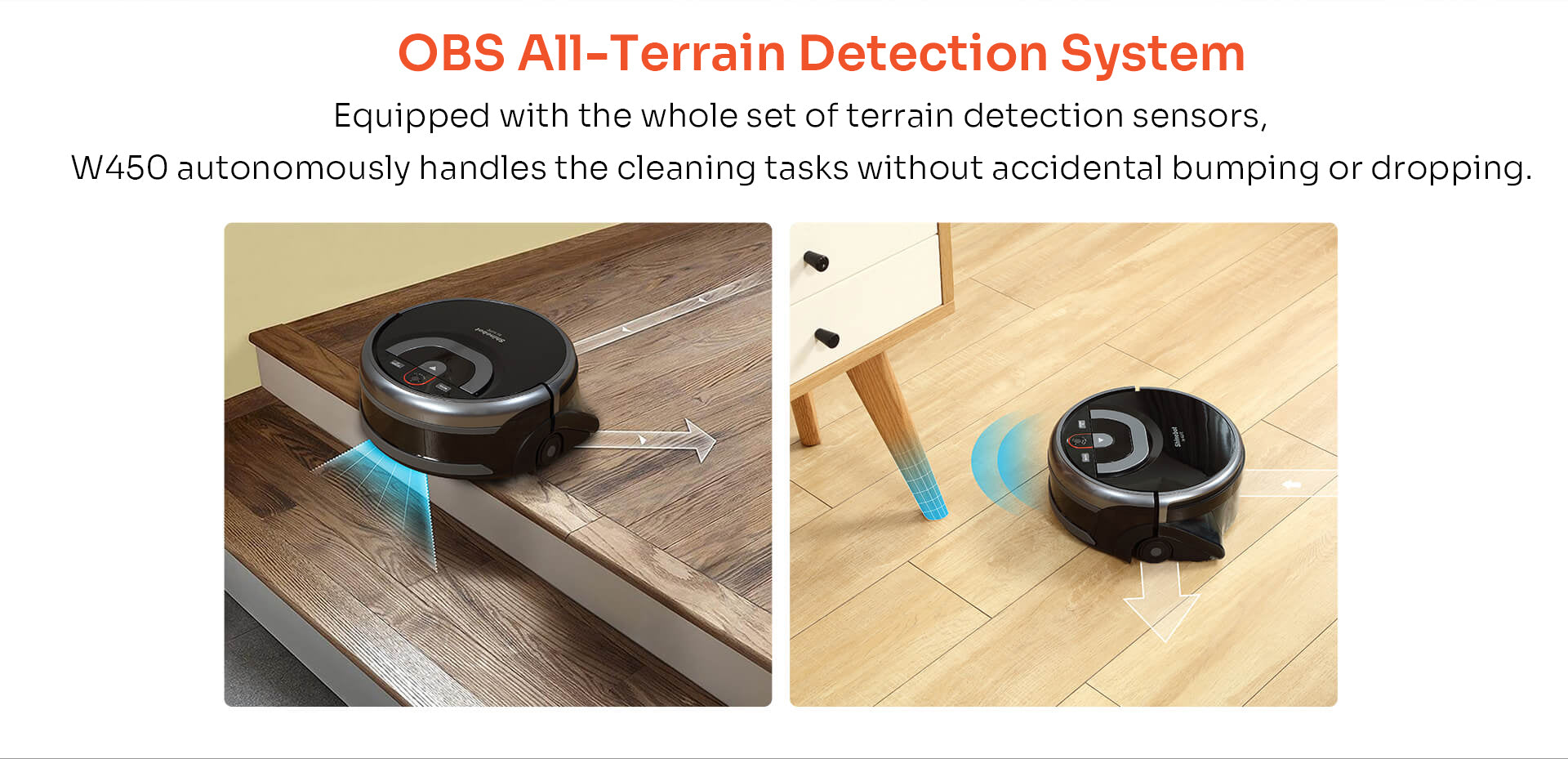 OBS All-Terrain Detection System
