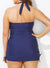 BON VOYAGE CONVERTIBLE SHEATH ONE PIECE