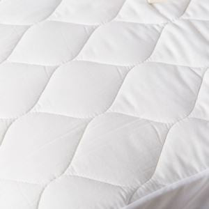Quilted Heated Mattress Pad with Digital Control - (King)