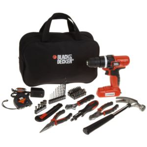 7.2 Volt Lithium Drill and Project Kit