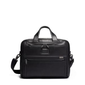 Alpha 3 Organizer Brief Leather