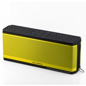 Bluetooth Waterproof Spealer-Yellow