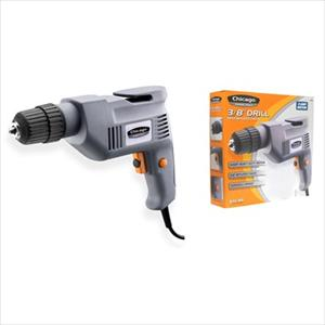 Chicago Power Tool 3/8 Corded Drill