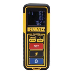 Tool Connect Bluetooth 100ft Laser Distance Measurer