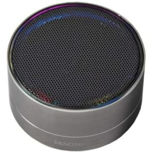 Magnavox Bluetooth Stereo Speaker with Color Changing Rim